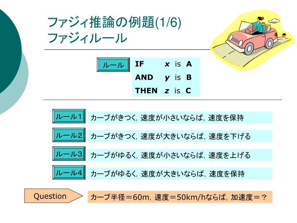 あいまい な知識の表現 とファジィ 推論 - PowerPoint PPT Presentation