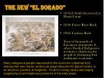 the new el dorado