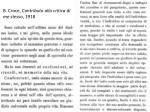 b croce contributo alla critica di me stesso 1918