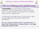 5 ottobre 2011 presentazione attivit osservatorio 2008 201112