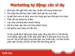 marketing t ng c c v d