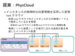 physcloud