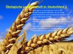 kologische landwirtschaft in deutschland 2