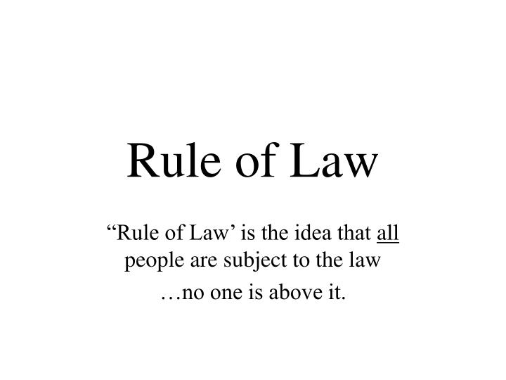 rule of law essay plan Essay writing guide the rule of law and a separation of powers are constitutional principles, which seek to impose limits on the exercise of governmental power.