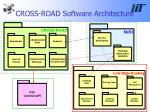 cross road software architecture