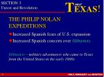 the philip nolan expeditions