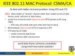 ieee 802 11 mac protocol csma ca1