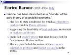 enrico barone 1859 1924 italy