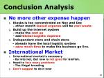 conclusion analysis1