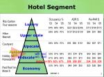 hotel segment