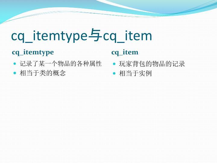 cq_itemtype