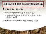 energy status4