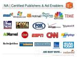na certified publishers ad enablers
