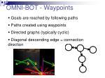 omni bot waypoints