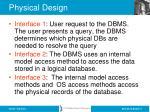 physical design1