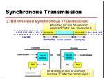 synchronous transmission4