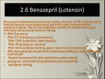 2 6 benazepril lotensin