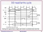 io read write cycle