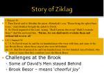 story of ziklag2