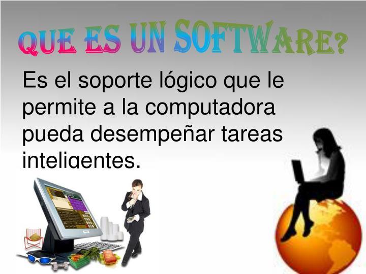Que es un software
