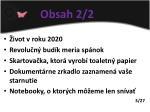 obsah 2 2