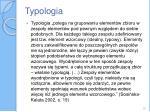 typologia