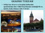 gradski turizam
