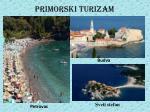 primorski turizam