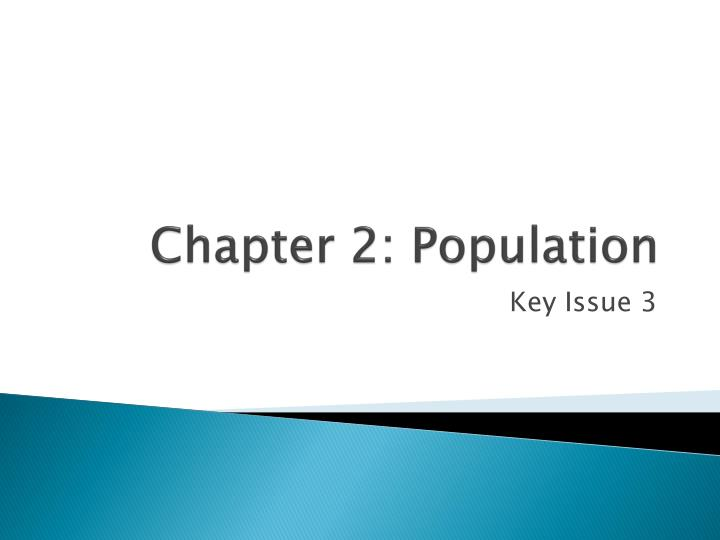 chapter 2 population n.