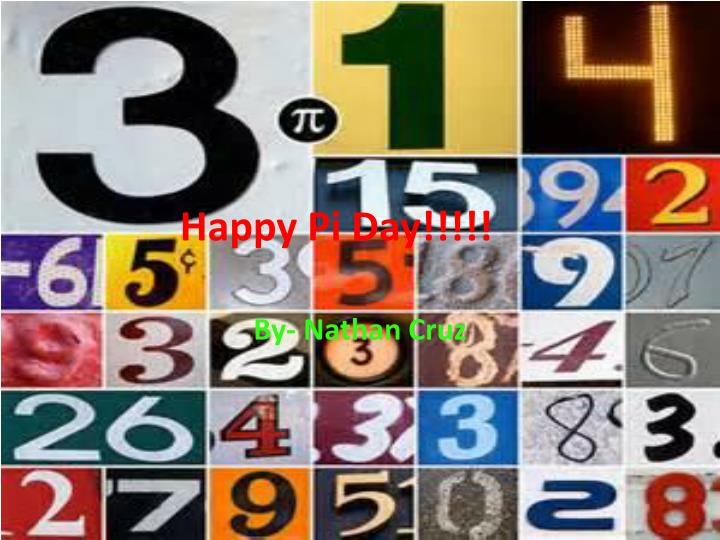 happy pi day n.