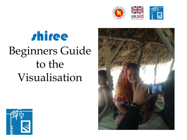 shiree beginners guide to the visualisation n.