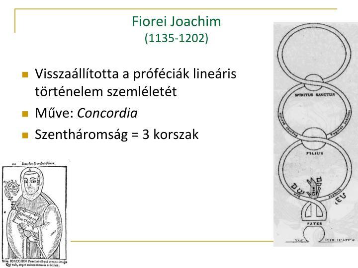 Fiorei Joachim