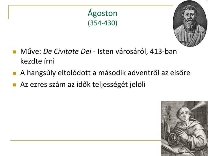 Ágoston