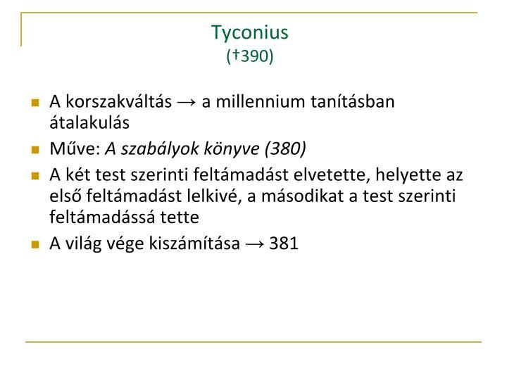 Tyconius