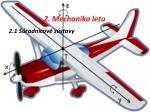 2 mechanika letu