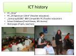 ict history