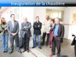 inauguration de la chaudi re