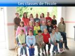 les classes de l cole2