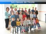 les classes de l cole6