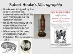 robert hooke s micrographia