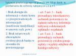 sytuacja powierzaj cego na gruncie art 59 pr bank w por wnaniu do ochrony nabywcy w u o p n l