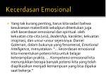kecerdasan emosional1
