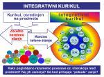 integrativni kurikul