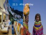 22 1 africa today