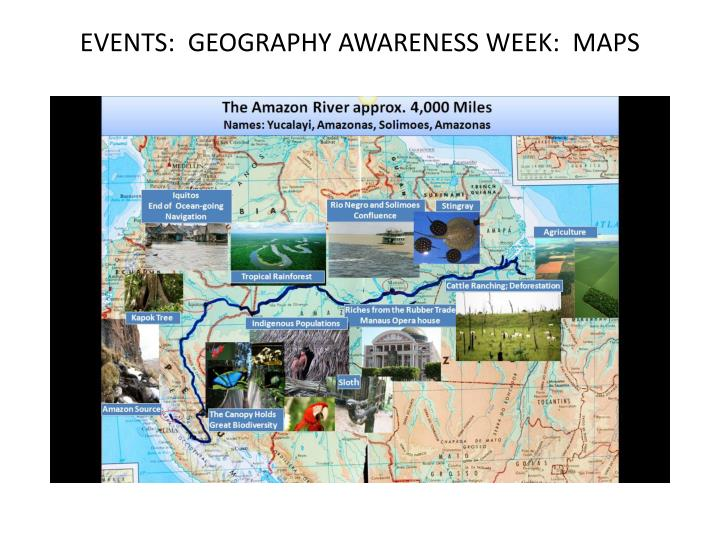 events geography awareness week maps n.