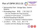 plan of cbpm 2012 3