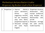 perbedaan antara badan usaha koperasi dg badan usaha non koperasi4
