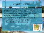 nyaa first