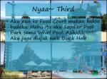 nyaa third