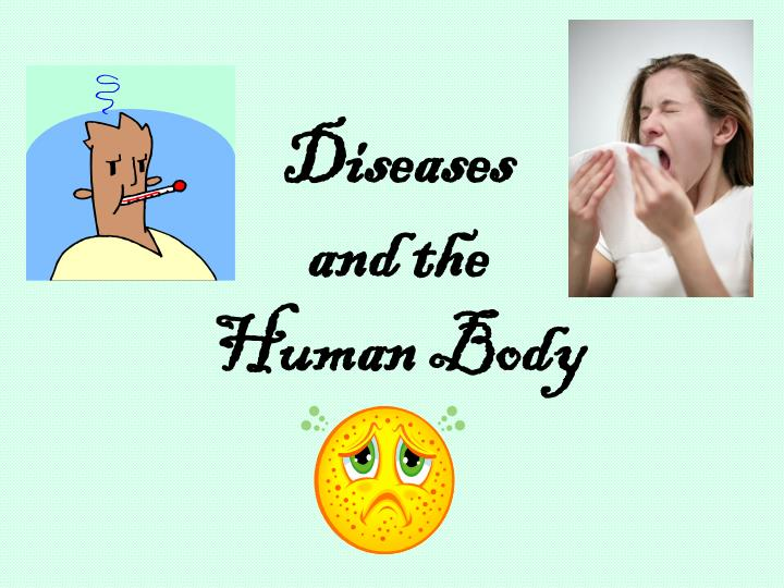 diseases and the human body n.